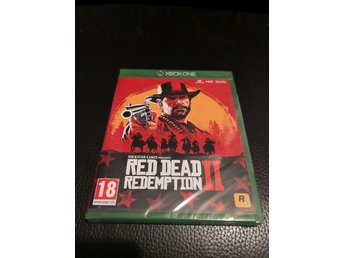Red Dead Redemption 2 ny oöppnad Xbox one FASTPRIS