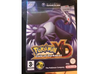 Pokemon XD Gale of Darkness Gamecube