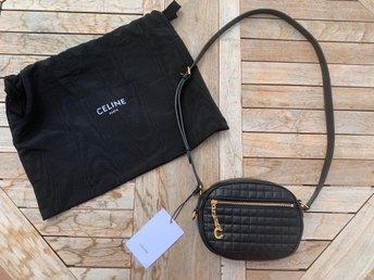 CELINE camera bag väska svart