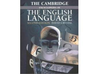 The Cambridge encyclopedia of English literature (David Crystal) - Göteborg - The Cambridge encyclopedia of English literature (David Crystal) - Göteborg