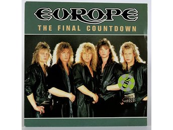 Europe - The Final Countdown EPC A 7127