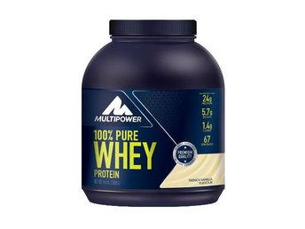 100% Pure Whey French Vanilla 2000g