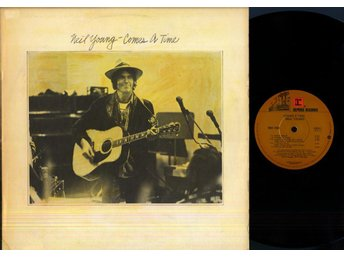 NEIL YOUNG - COMES A TIME - REPRISE MSK 2266