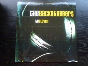 BACKSTABBERS - To eleven  Dead beat records USA -2001