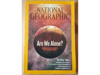 National Geographic December 2009