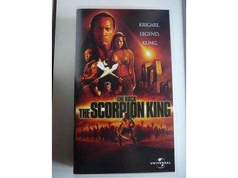 VHS - The scorpion king! - Leksand - VHS - The scorpion king! - Leksand