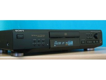 SONY  CDP-XE520  HDL Converter med CD TEXT