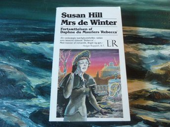 MRS DE WINTER, SUSAN HILL, BOK