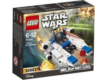 LEGO Star Wars - U-Wing Microfighter 75160