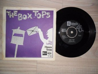 BOX TOPS - THE LETTER / HAPPY TIMES - Umeå - BOX TOPS - THE LETTER / HAPPY TIMES - Umeå
