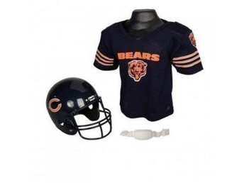 Chicago Bears NFL barnset Franklin 5-9 år