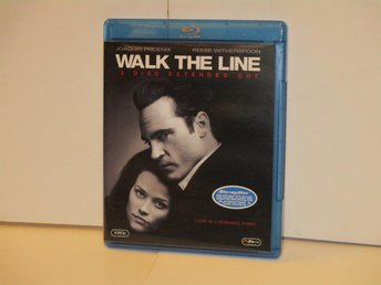 Walk the Line (Blu-ray) - MKT FINT SKICK!