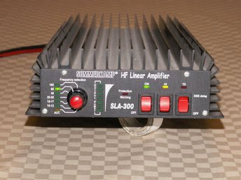 Sommerkamp  Linear Amplifier SLA-300 HF 1.8 --  30 MHz All-Band