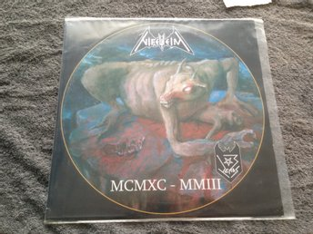 Nifelheim - MCMXC-MM1 3 LP