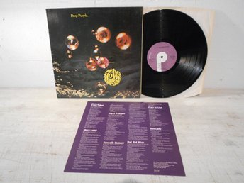 Deep Purple - Who Do We Think We Are Danm Orig-73 !!!!!
