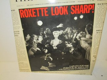 ROXETTE LOOK SHARP 1988