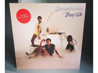 LP - IMAGINATION - BODY TALK