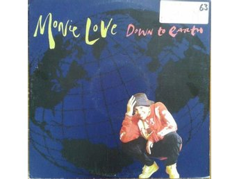 "Monie Love title* Down To Earth* House Jazzy 12"" UK"