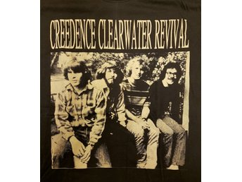 Creedence Clearwater revival tshirt storlek Medium