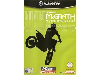 Jeremy McGrath Supercross World- Nintendo Gamecube