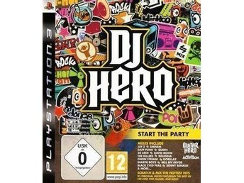 DJ Hero - Playstation 3