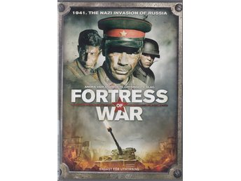 Fortress of War 2012 DVD (Hyr)