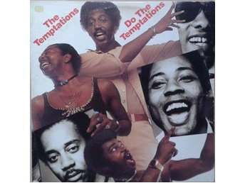 The Temptations title*  Do The Temptations* Funk, Soul LP US