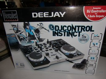 Hercules DJ Control Instinct S Series for PC/MAC