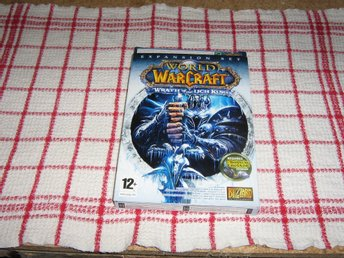 WarCraft Wrath of the Lich King
