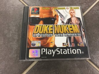 Duke Nukem - Land Of The Babes till PS1