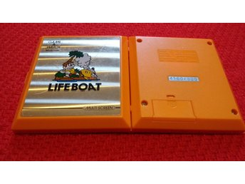Game & Watch Lifeboat Life Boat
