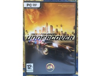 Need for Speed: Undercover (PC BEG!)