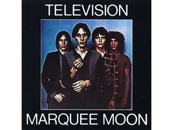 Television: Marquee moon 1977 (Rem) (CD)
