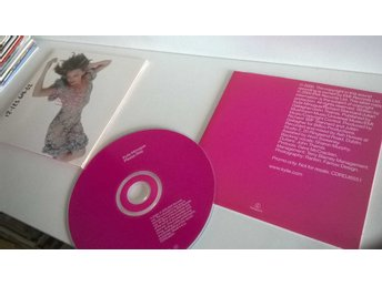 Kylie Minogue - Please stay, single CD, promo