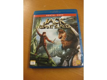 JACK THE GIANT SLAYER -  BLU-RAY