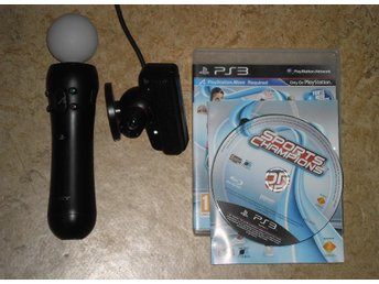 PlayStation 3/PS3: PlayStation Move + Sports Champions
