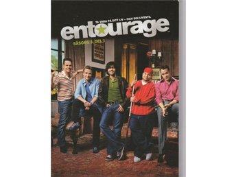 Entourage - Säsong 3 Del 1 - DVD - Eslöv - Entourage - Säsong 3 Del 1 - DVD - Eslöv