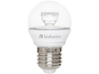 Verbatim LED Mini Globe E27 5,5W (30W) warm-white 350 lm clear - Höganäs - Verbatim LED Mini Globe E27 5,5W (30W) warm-white 350 lm clear - Höganäs
