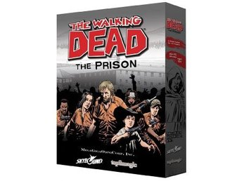 Walking Dead: The Prison - Brädspel