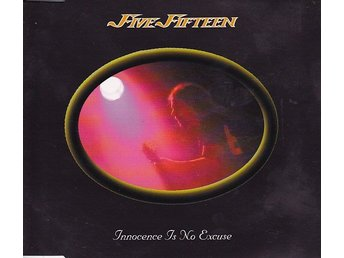 FIVE FIFTEEN 'Innocence Is No Excuse' 2000 CD EP