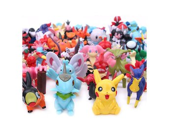 Leksaker Figurer Pokemon Go Set  - 24 st Pokemon Figurer