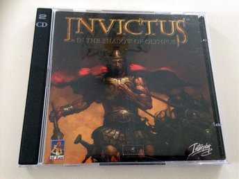 Invictus: In the Shadow of Olympus (2000) Interplay PC Win 98