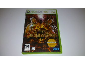- Kingdom under Fire Circle of Doom XBOX360 -