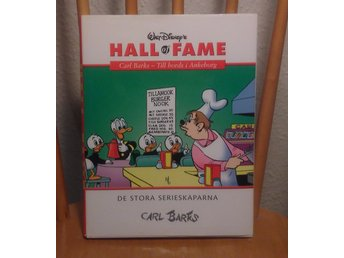 Walt Disney's Hall of Fame #8 Carl Barks - Till bords i Ankeborg