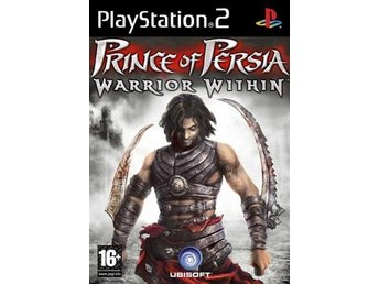 Prince of Persia - Warrior Within - Playstation 2 PS2