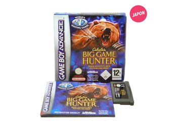Cabelas Big Game Hunter 2005 Adventures (EUR / GBA)