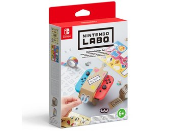 Nintendo Labo - Customisation Set