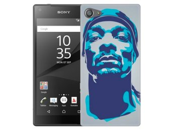 Sony Xperia Z5 Compact Skal Snoop Dogg