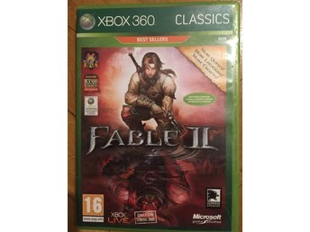 Fable II (2) på XBOX 360