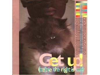 "Technotronic - Get Up (Before The Night Is Over) (7"")"